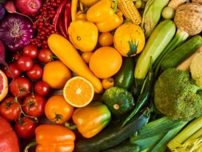 fruits legumes alimentation vivante corinne valez